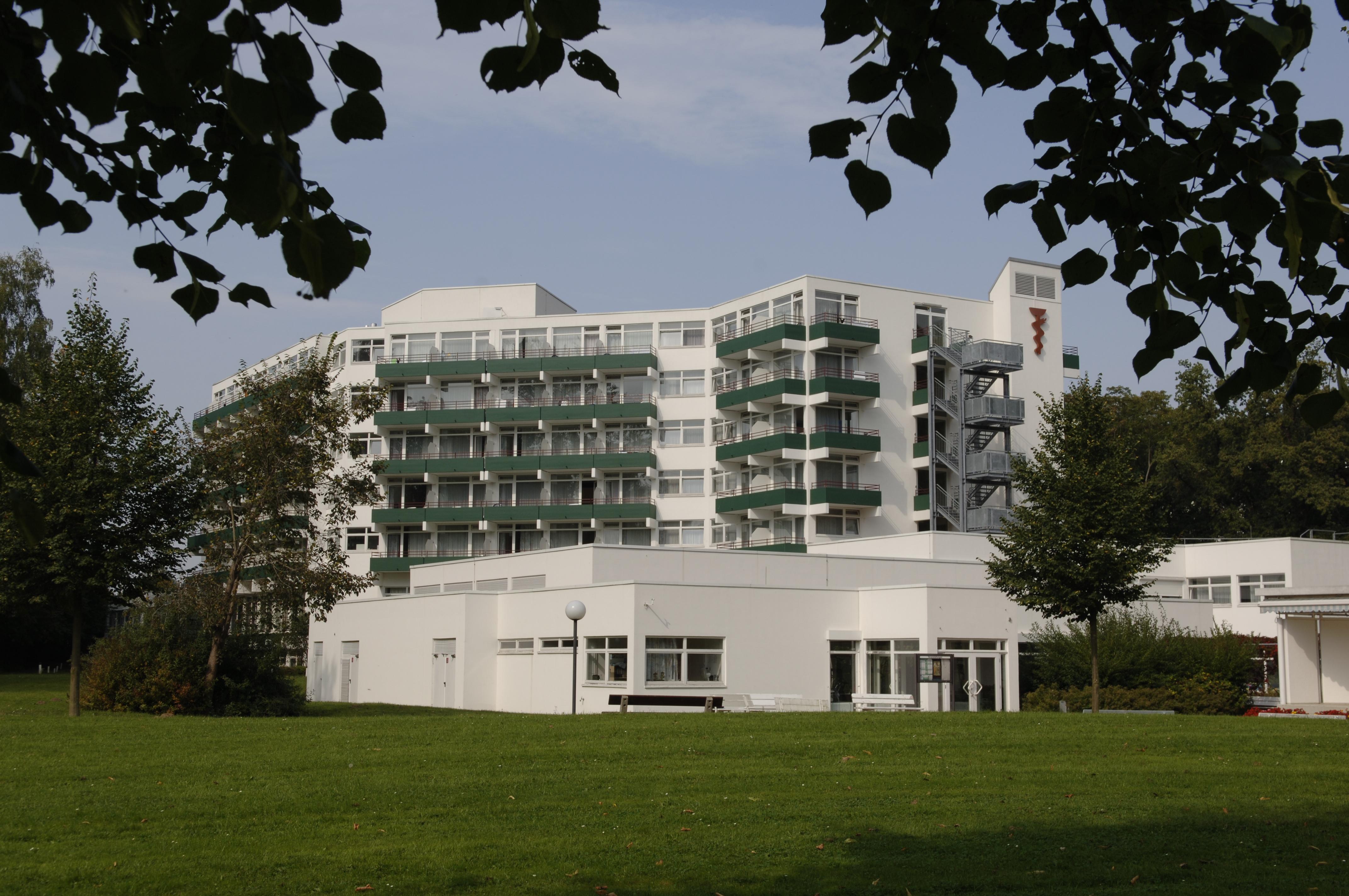 Paracelsus Klinik Bad Gandersheim Hotel Garni